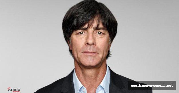 Almanya Milli Takımı Löw İle Devam Edecek