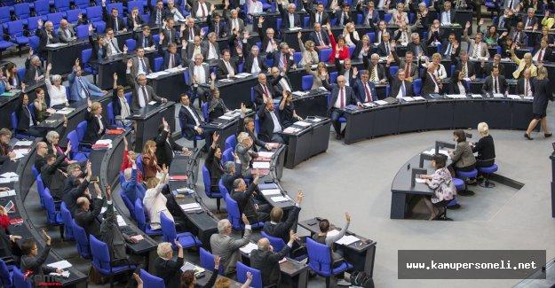 Almanya Federal Meclisi SÖZDE 'Soykırım' ! Tasarısını Kabul Etti