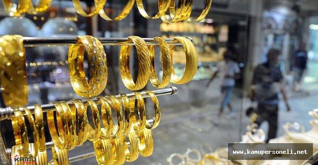 Altın Fiyatları Son 4 Haftanın En Düşük Seviyesine Geriledi
