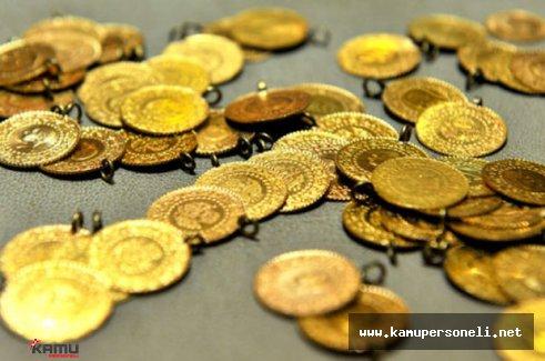 Altın'ın Ons Fiyatı Son 3,5 Ayın En Düşük Seviyesine Geriledi