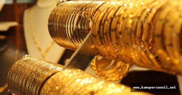 Altın Piyasası Günü Düşüşle Tamamladı