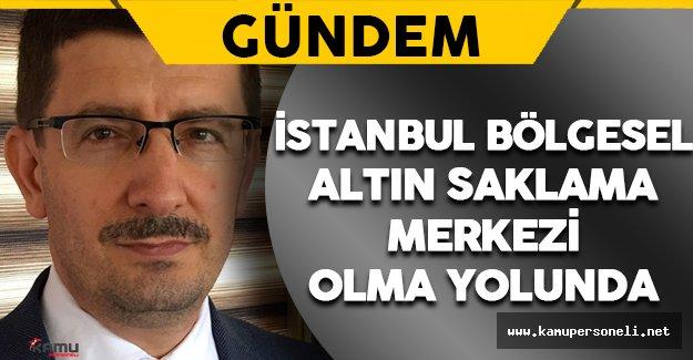 Altın Saklamada Londra'nın Yeni Rakibi Türkiye