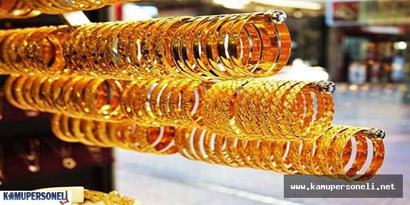 Altının kilogram fiyatı 113 bin 101 liraya indi
