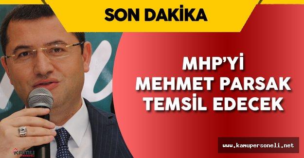 Anayasa Değişikliği Komisyonu'nda MHP'yi Mehmet Parsak Temsil Edecek