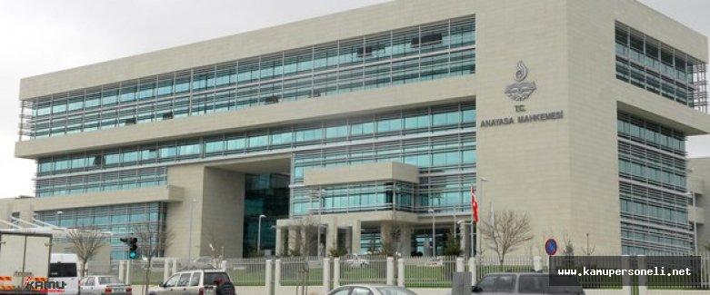 Anayasa Mahkemesi Dokunulmazlıklarla İlgili Başvuruları İptal Etti
