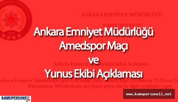 """Ankara'da Asayiş Uygulamasında """"Çök Kalk"""" Yaptıran Yunus Ekibi Hakkında Soruşturma Başlatıldı"""