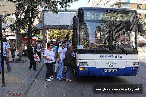 Ankara'da Ücretsiz Ulaşımın Son Tarihi Uzatıldı ( Ücretsiz Ulaşım Ne Zaman Sona Erecek ? )