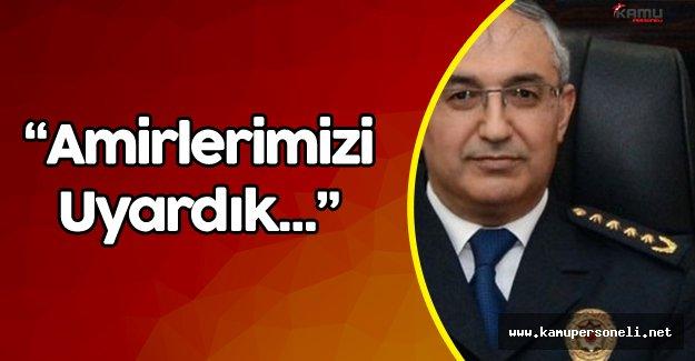 """Ankara Emniyet Müdürü Karaaslan:"""" İstihbarat Daire Başkanlıklarına Sızdıkları Konusunda Uyardık"""""""