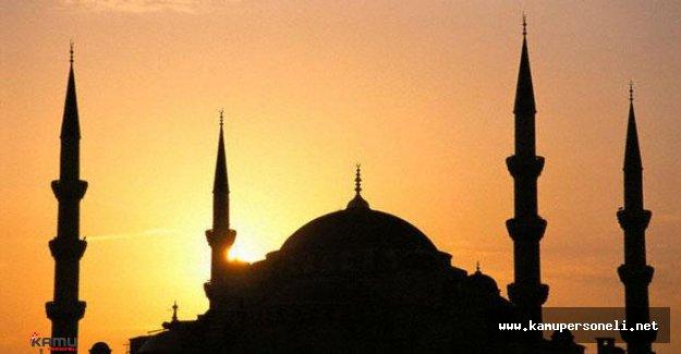 8 Haziran Ankara için İftar Vakti , Ankara İçin Sahur Vakti