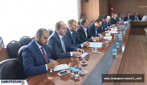 Ankara Milletvekilleri İstişare Toplantısı Gerçekleştirildi