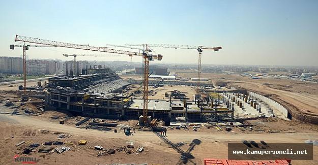 Ankaralılara müjde! 20 bin kişilik stadyum yapılacak