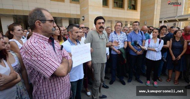 Antalya'da Gözaltına Alınan Avukat Sayısı 17'ye Yükseldi