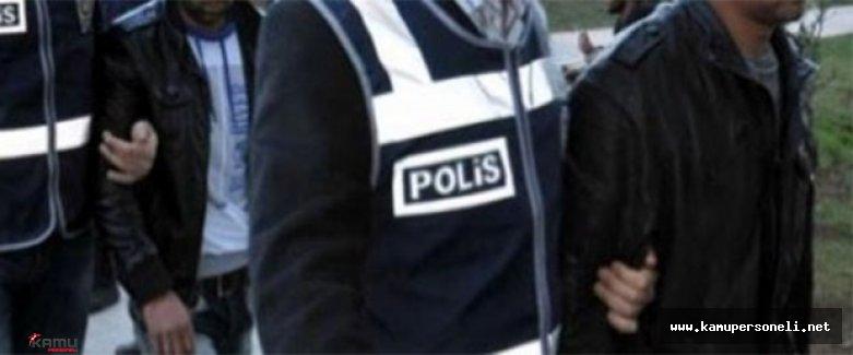 Antalya'da Terör Örgütü Operasyonu