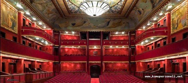 Antalya Devlet Opera ve Balesi Sözleşmeli Personel Alımı