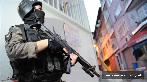 Antalya ve Isparta İllerinde Terör Operasyonu Düzenlendi