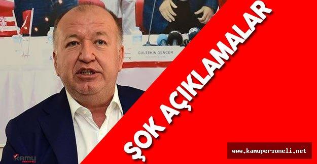 Antalyaspor Başkanı'ndan Şok Açıklamalar