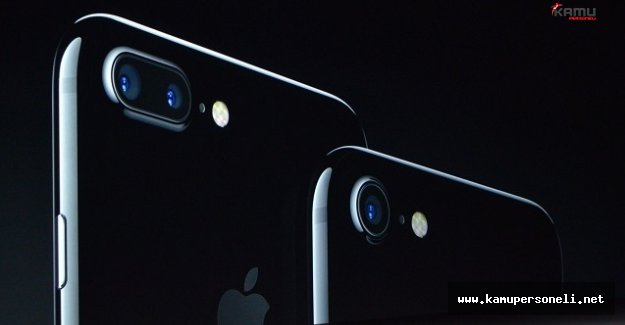 Apple iPhone 7 ve iPhone 7 Plus'ı Tanıttı