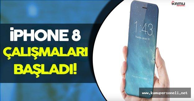 Apple, İsrail' de iPhone 8 Çalışmalarına Start Verdi!