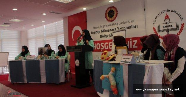 Arapça Münazara Yarışması