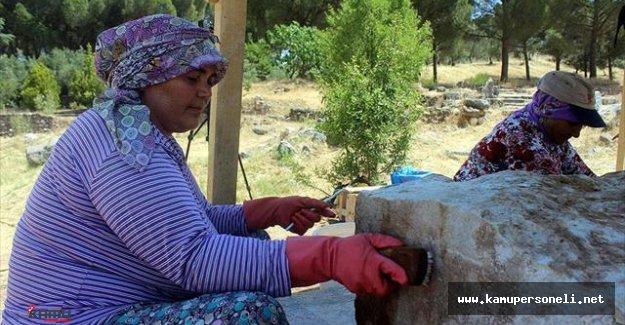 Arkeolojik Kazılar Kadın İstihdamını Arttırdı