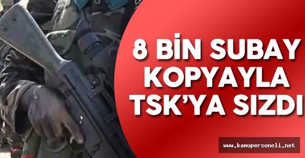 Askeri Liselere Kopyayla Girdiler Yarbay Rübesine Kadar Geldiler !