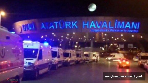 Atatürk Havalimaında Ki Patlamada Vefat Edenlerin Sayısı 42'ye Ulaştı