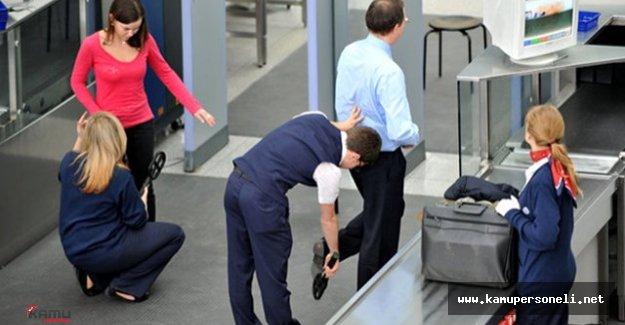 Atatürk Havalimanı Güvenlik Görevlisi Alımı Yapıyor
