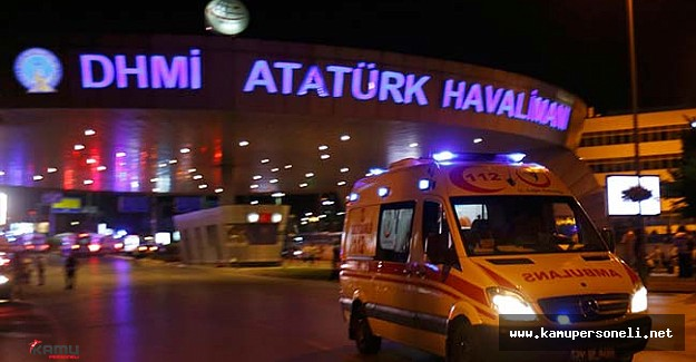 Atatürk Havalimanı'ndan Son Dakika Bilgileri: 41 Ölü 130 Yaralı