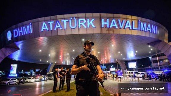 Atatürk Havalimanı Saldırısında Yaralananların Durumu (8 Temmuz )