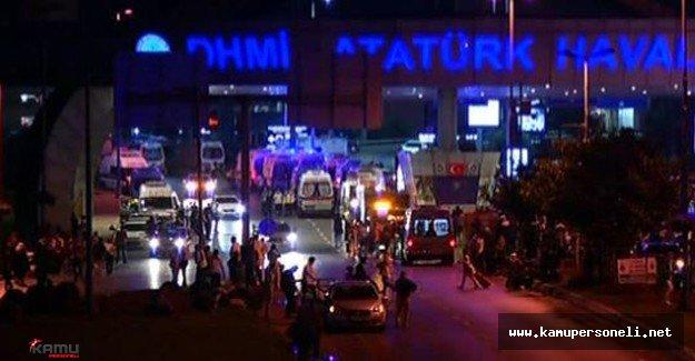 Atatürk Havalimanı Terör Saldırısında Yaralananların Durumu