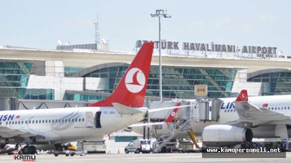 Atatürk Havalimanı Uçuşlara Açıldı