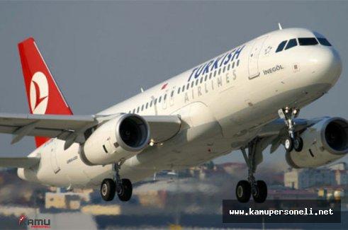 Atatürk Havalimanında 8 THY Uçağı Pisti Pas Geçti