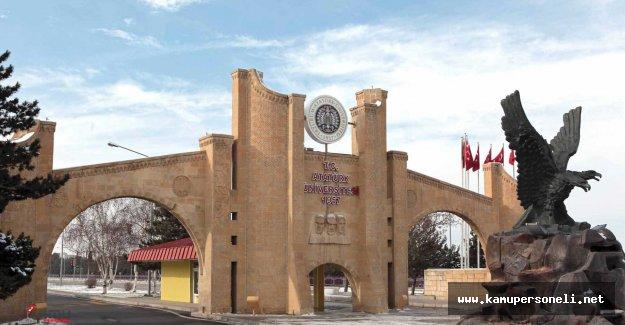 Atatürk Üniversitesi Rektörlük Seçimlerinde En Fazla Oy Alan İsim Belli Oldu