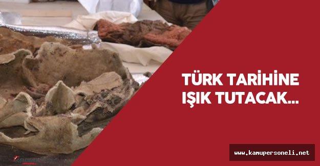 'Atlı Kadın Mumyası' Türk Tarihine Işık Tutacak