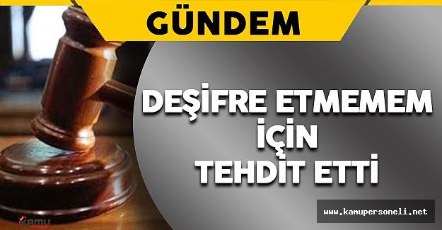 AÜ'de Görevden Alınan Kanbur'un 30 Yıl Hapsi İstendi