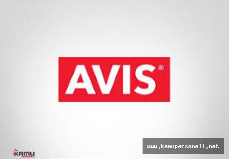 Avis'den online araç kiralayanlara Büyük İndirim