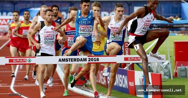 Avrupa Atletizm Şampiyonası'nda Dün Akşam Neler Yaşandı?