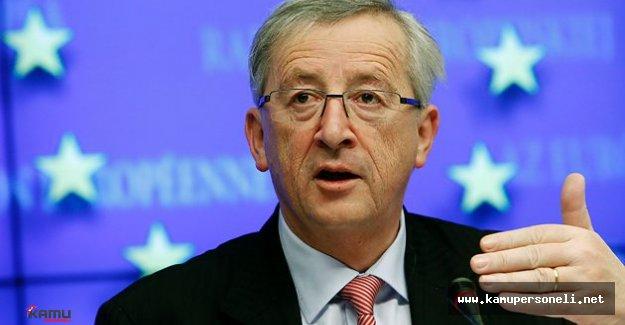 Avrupa Birliği'nden Vize Açıklaması