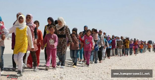 Avrupa'daki Sığınmacı Krizi Gün Geçtikçe Artıyor