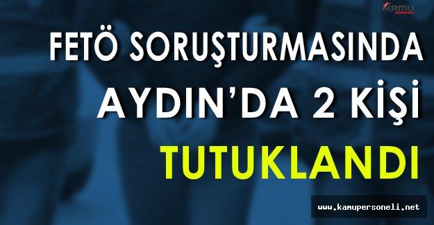 Aydın'da ByLock Kullanan 2 Kişi Tutuklandı
