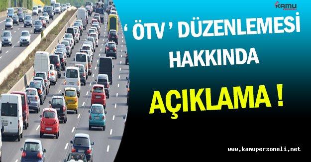 Aydın Erkoç: ÖTV Düzenlemesi İyi Oldu !