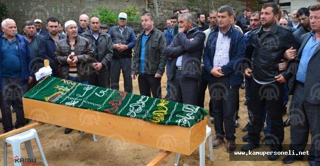 Babası Tarafından Öldürülen Kız Toprağa Verildi
