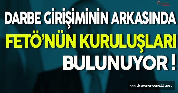 Bakan Çavuşoğlu Darbe Girişimi Hakkında Çeşitli Açıklamalarda Bulundu