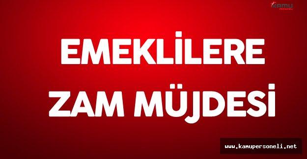 Müezzinoğlu'ndan Emeklilere 100 TL Zam Müjdesi