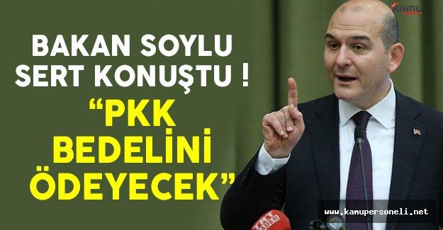 Bakan Soylu açıkladı: 'Budak'ı PKK Öldürdü Bedelini Ödeyecek'