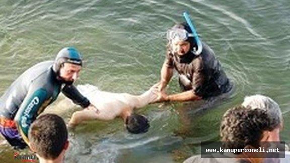Balık Tutmak için Göle Giden Gençler Kayboldu