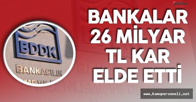 Bankacılık Sektörünün Ağustos Ayında Ne Kadar Kar Elde Ettiği Açıklandı!