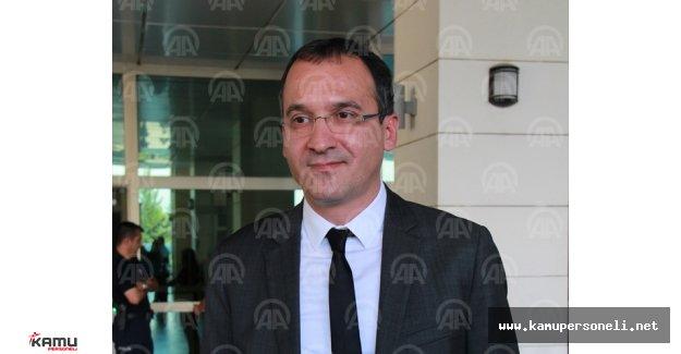Baro Başkanının 'İcra Memuruna Hakaret Davası' Başladı