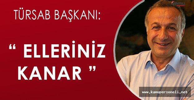 """Başaran Ulusoy: """" Bizim sırtımızı okşayın; kaşırsanız elleriniz kanar """""""