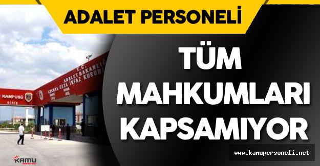 """Başbakan Binali Yıldırım: """" Bütün Mahkumları Kapsamıyor"""""""